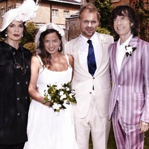Jade's wedding
