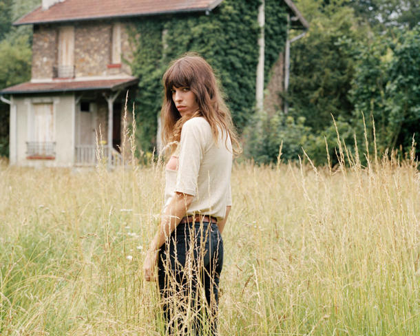 Exclusive! Get a First Look at Lou Doillon's 'I.C.U.'