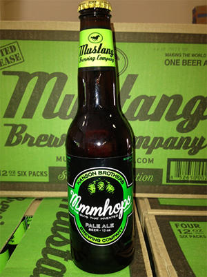 Hanson Turns 21, Launches 'Mmmhops' Beer