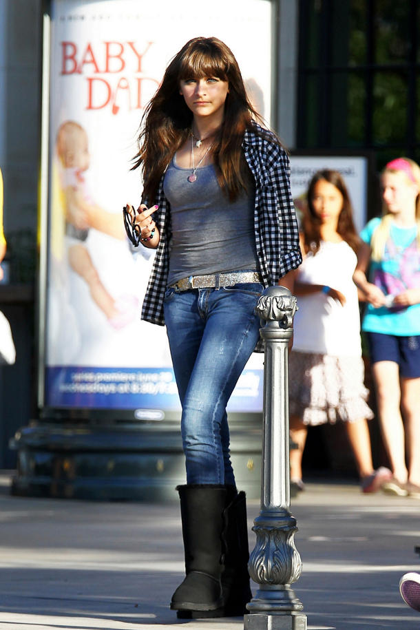 Paris Jackson (photo: AKM-GSI)