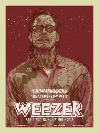 Scott Shriner of Weezer/Facebook