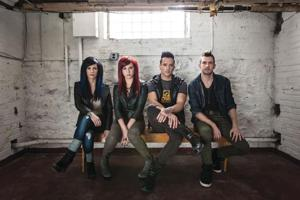 Exclusive! Go Behind The Scenes for Skillet's New 'American Noise' Video