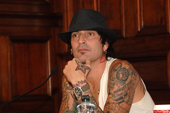Tommy Lee in 2005 (Getty Images)