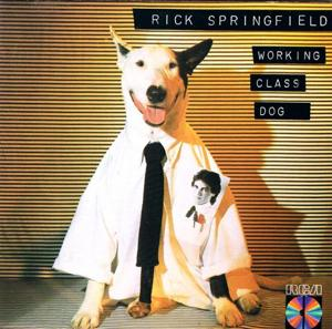 """Working Class Dog"" LP"