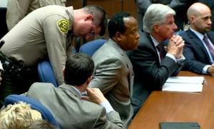 Conrad Murray, Getty Images Entertainment