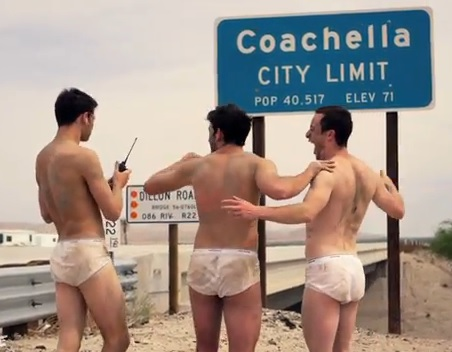 Funny Or Die Spoofs Music Fests With 'Coachella Bootcamp' Clip