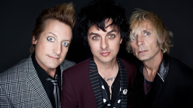 Green Day (photo: Felisha Tolentino)