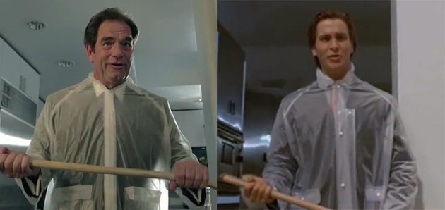 Huey Lewis Gets All 'American Psycho' On Weird Al Yankovic