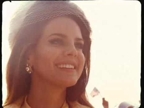 Lana Del Rey as Jackie Kennedy