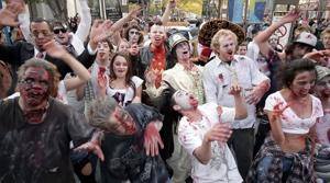 The Ultimate Zombie Party Playlist