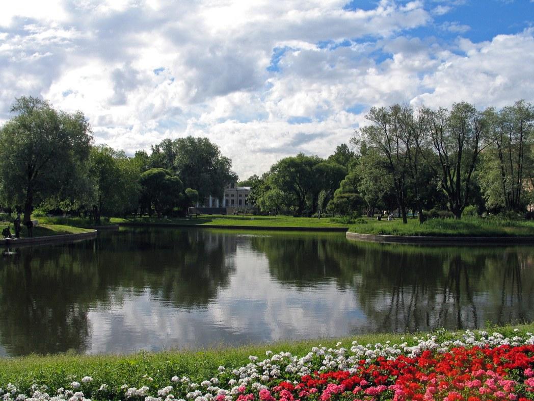 Yusupov gardens