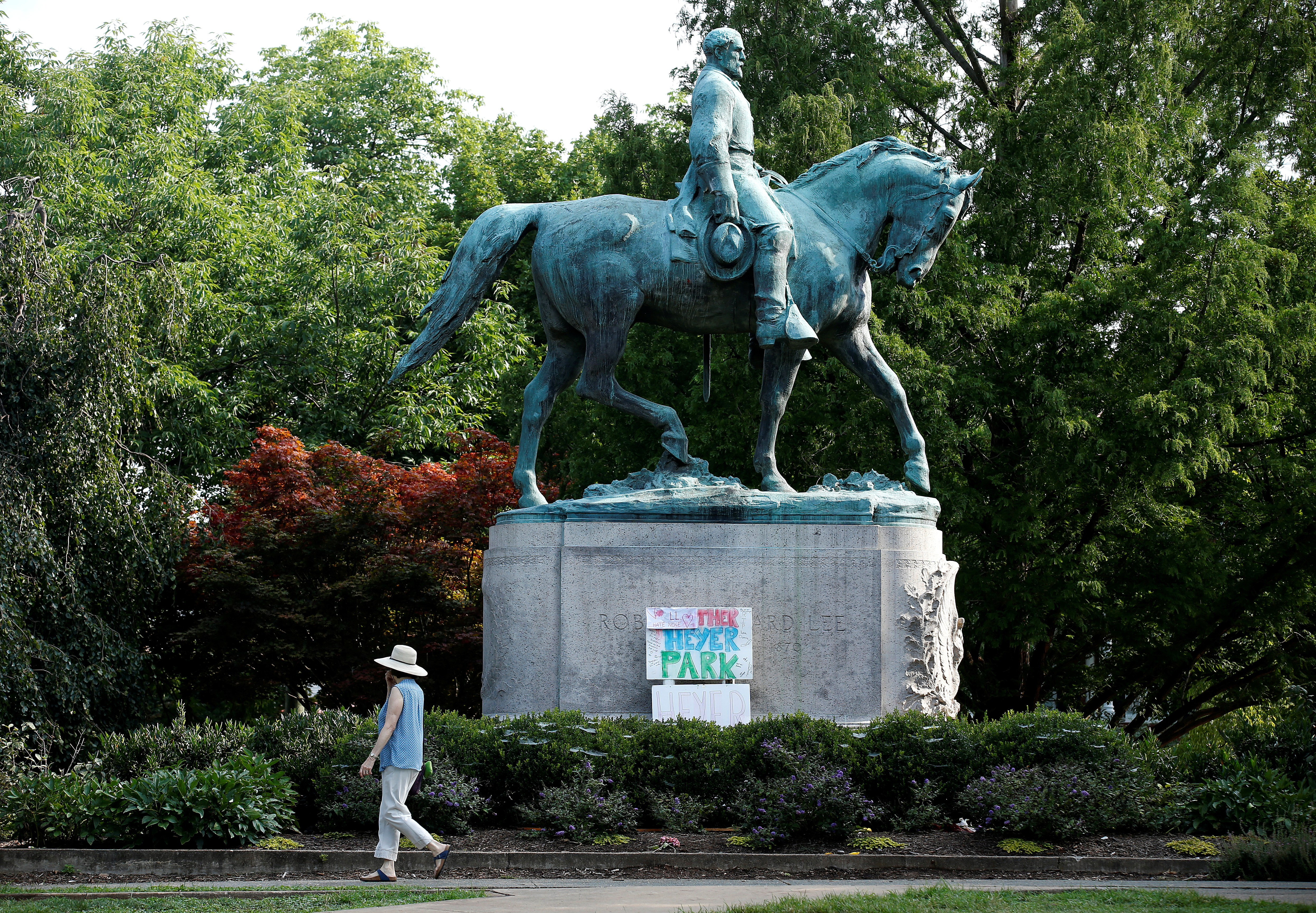 Confederate monuments testify to the Union's unfinished victory