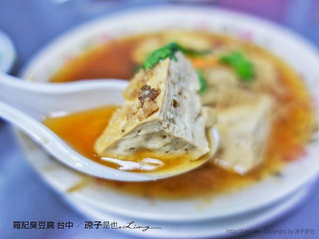 羅記臭豆腐 台中 3
