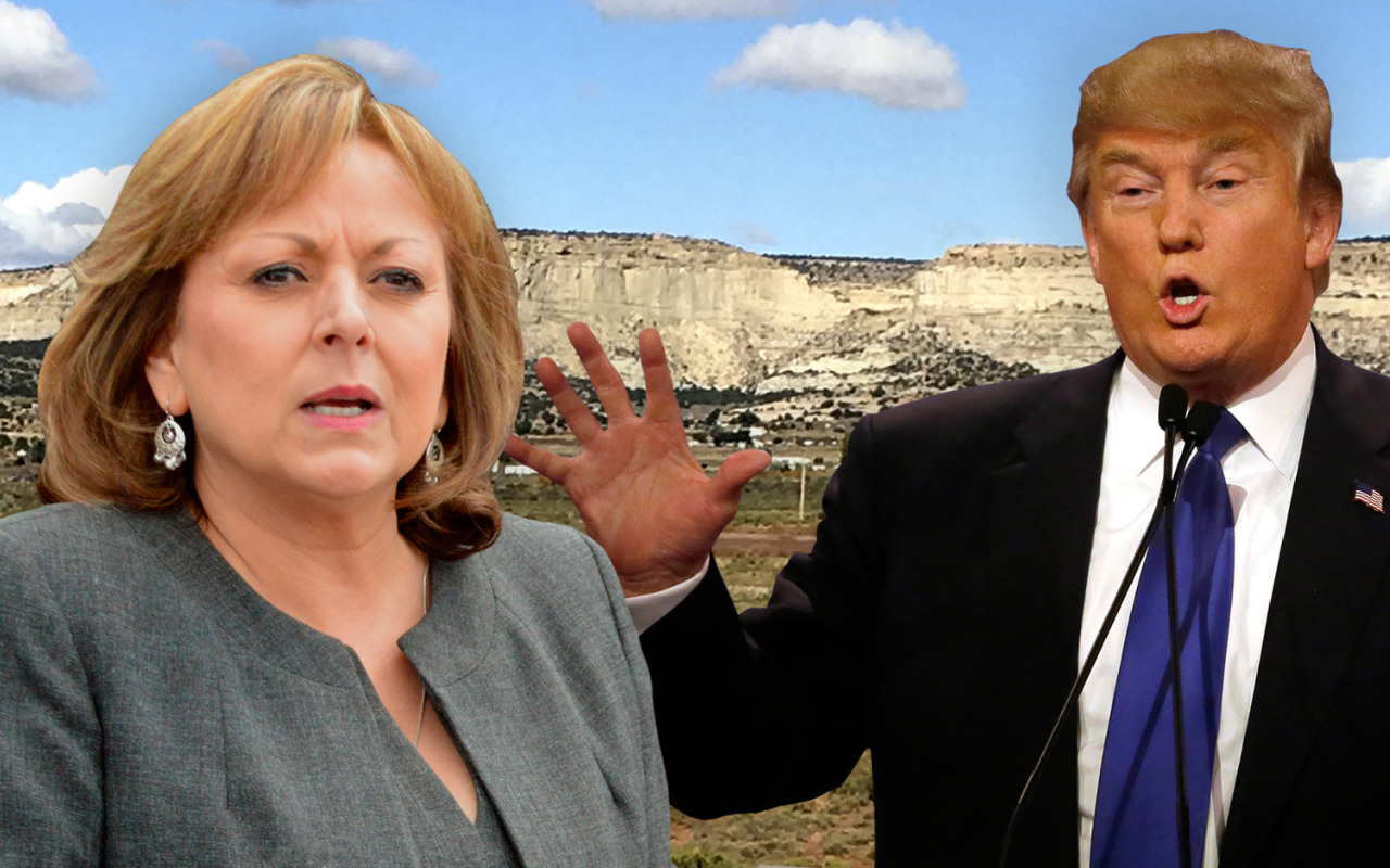 Donald Trump faces key test in New Mexico