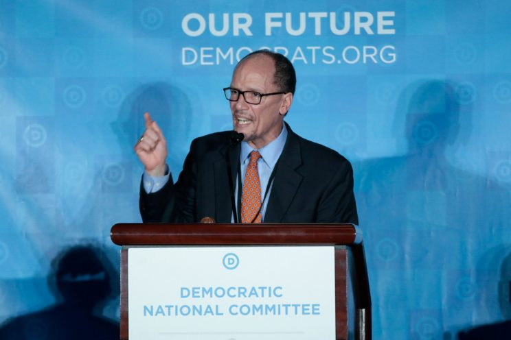 Former Obama official Tom Perez elected DNC chair