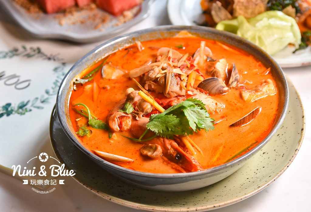 woo 泰式料理 台中 清邁 蔦屋 市政 餐廳 17