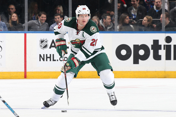 Ryan Suter 'in His Groove' For Surging Minnesota Wild