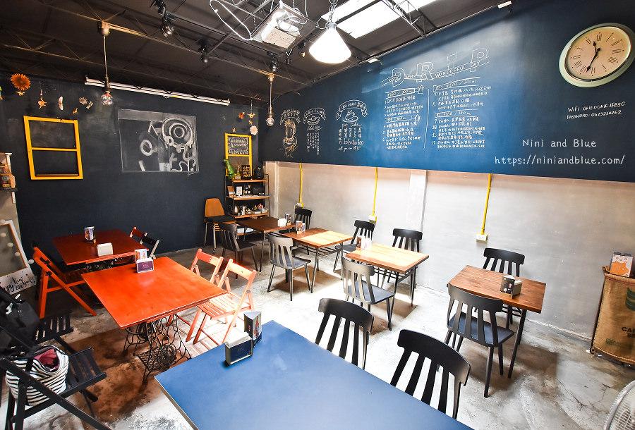 okie dokie cafe 台中咖啡 早午餐 啤酒01
