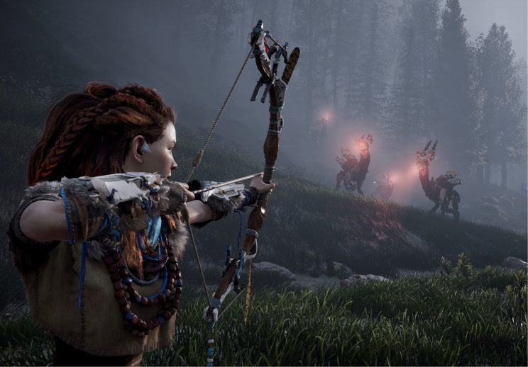 'Horizon: Zero Dawn' Review: Combat and storytelling shine in spectacular sci-fi epic
