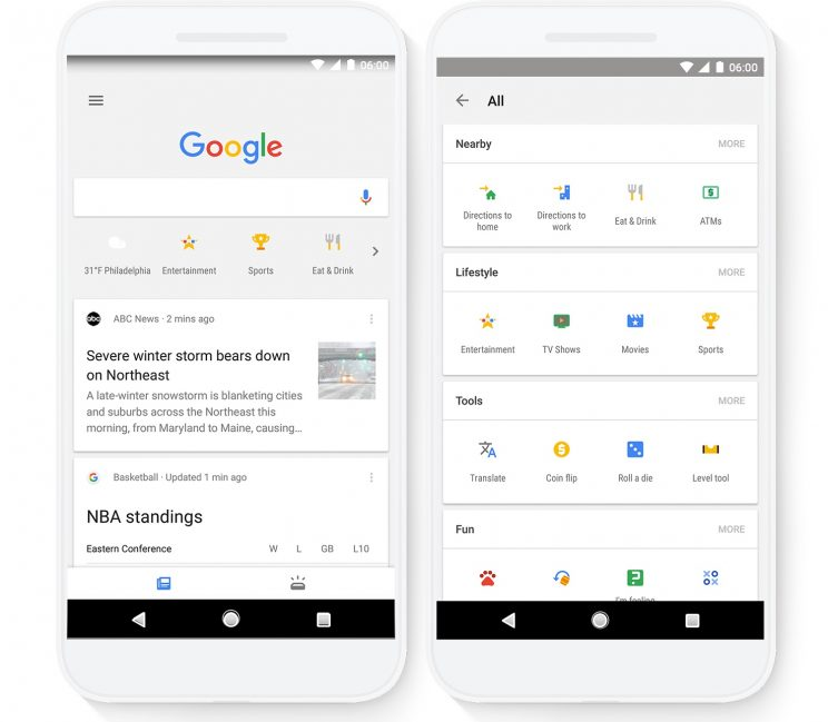 Google is making it easier to plan your night in or out