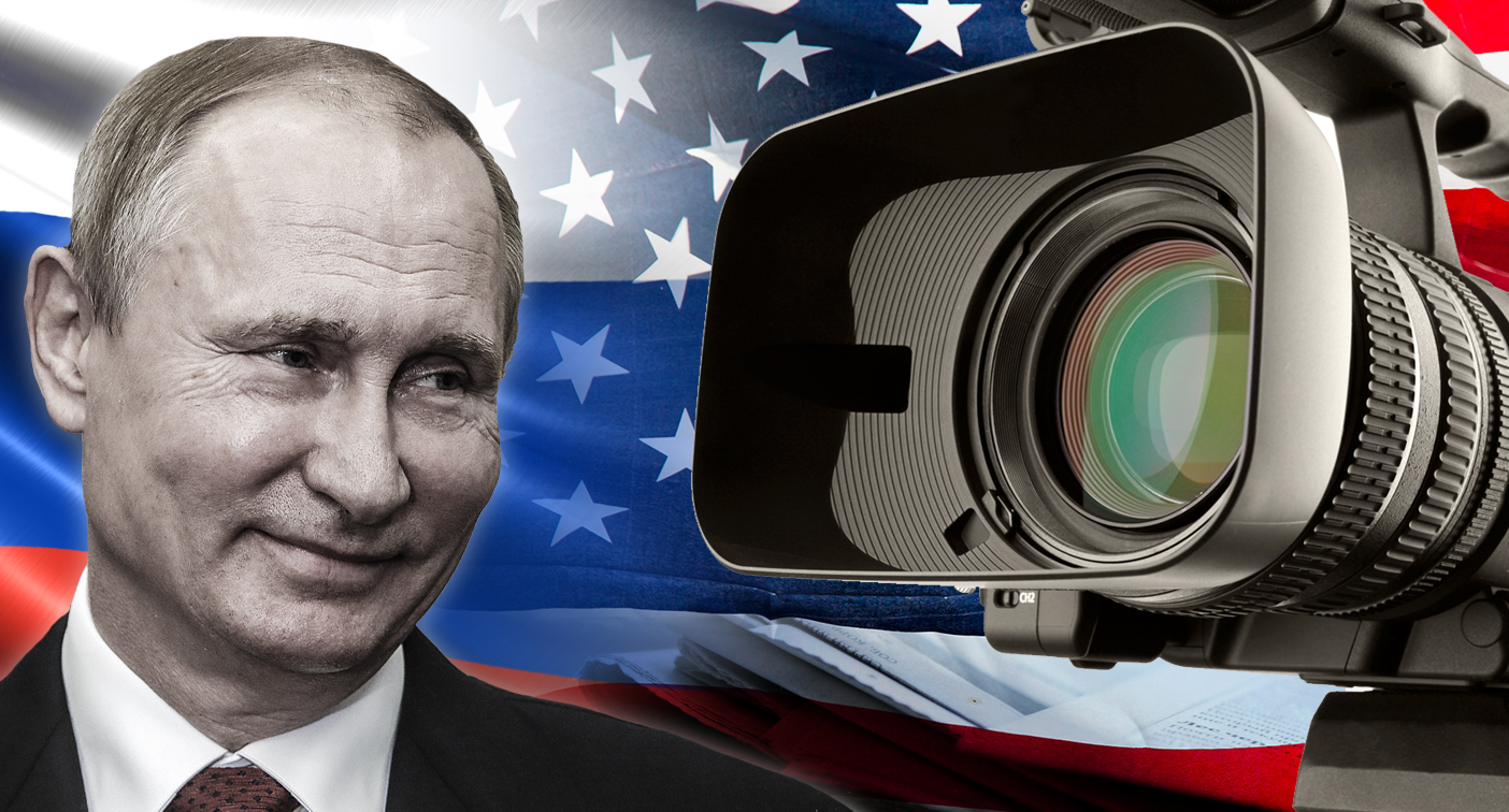 White House mildly criticizes Russian bill targeting U.S. media