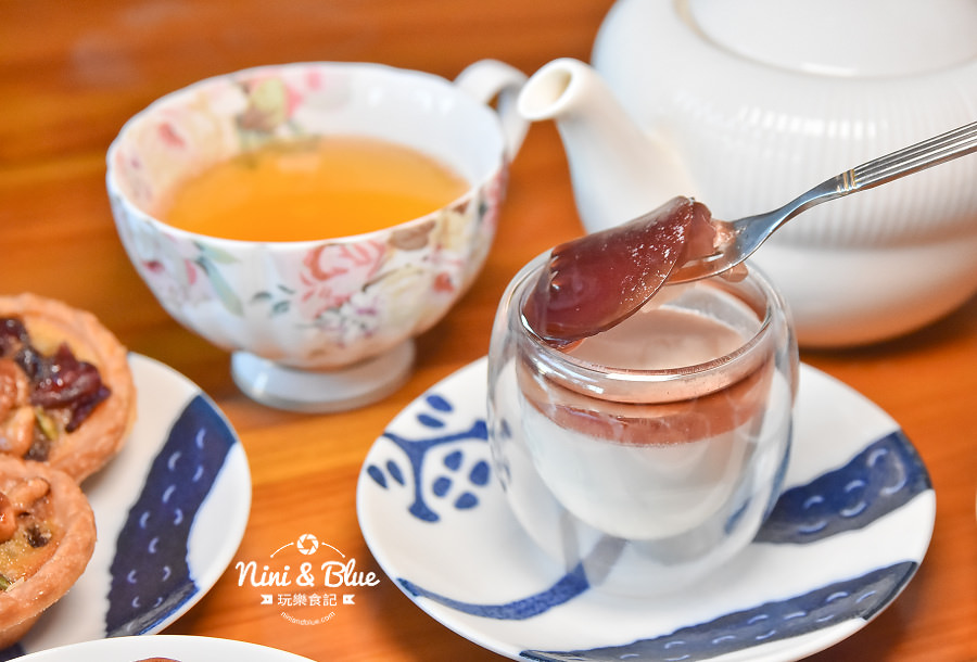 東麗風店 茶花 咖啡 台中咖啡館29