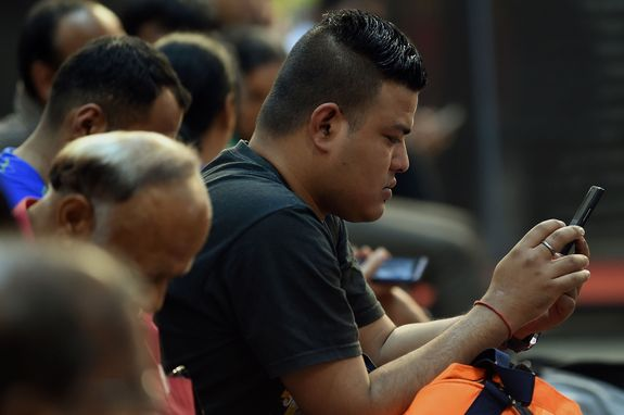 Los hispanos en EEUU están rezagados en materia de 'preparación digital'