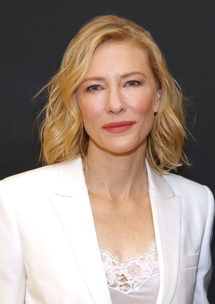 Cate Blanchett Fan @Ca... Cate Blanchett