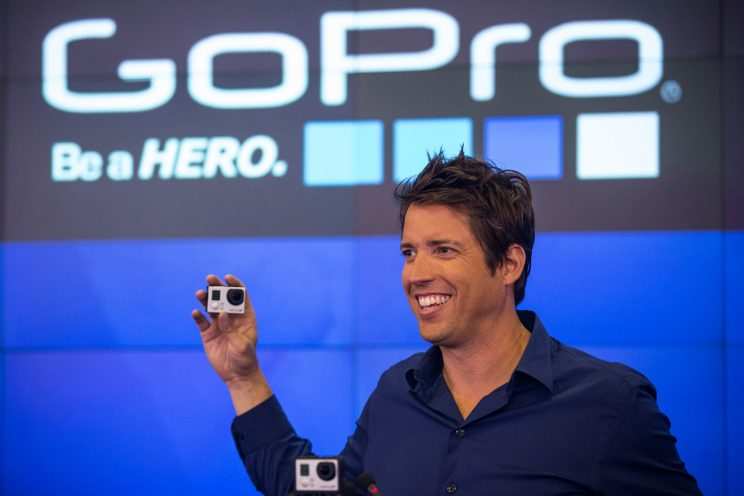 GoPro shares plummet after ugly earnings report