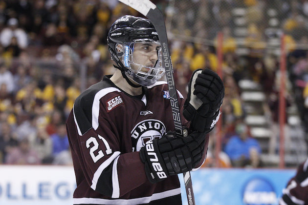 NCAA: Hobey Baker Candidates At The Halfway Point
