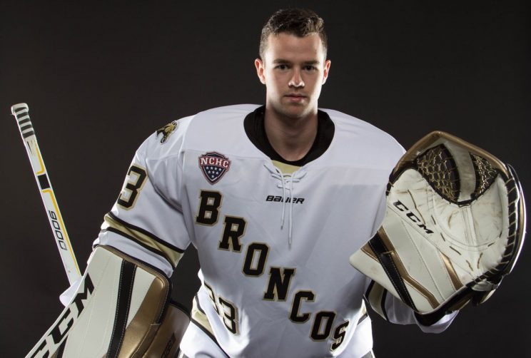 NCHC: Western Michigan's Bigger And (Ben) Blacker