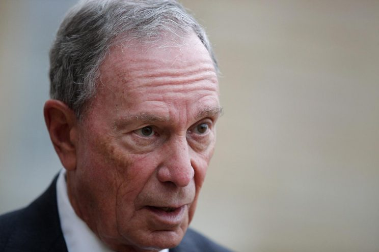 Bloomberg dismisses Trump's 'disingenuous' promise to revive coal industry