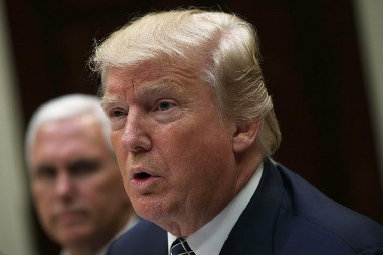 Trump complains Republicans 'never' tout their health care bill