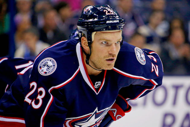 OH H.S.: Columbus Blue Jackets Forward David Clarkson's Career Likely Over
