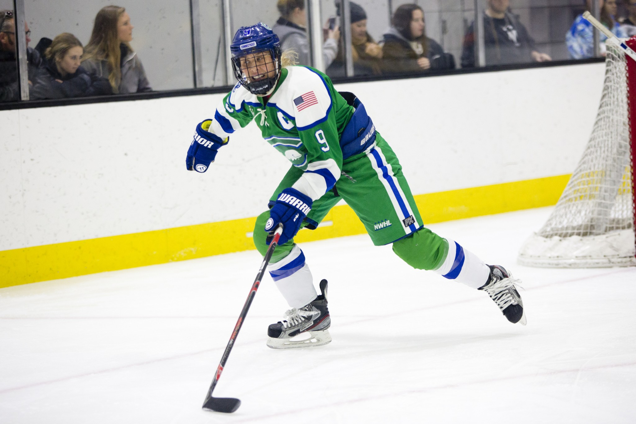 NWHL: Molly Engstrom Leaves League For Swedish League
