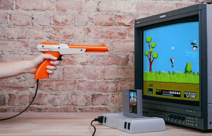 The $450 Analogue Nt mini brings new life to old-school NES games