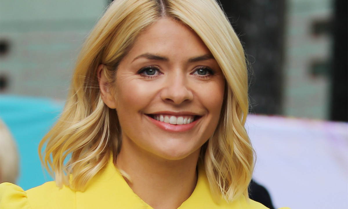 Holly Willoughby lived a wilder life in her early presenting days
