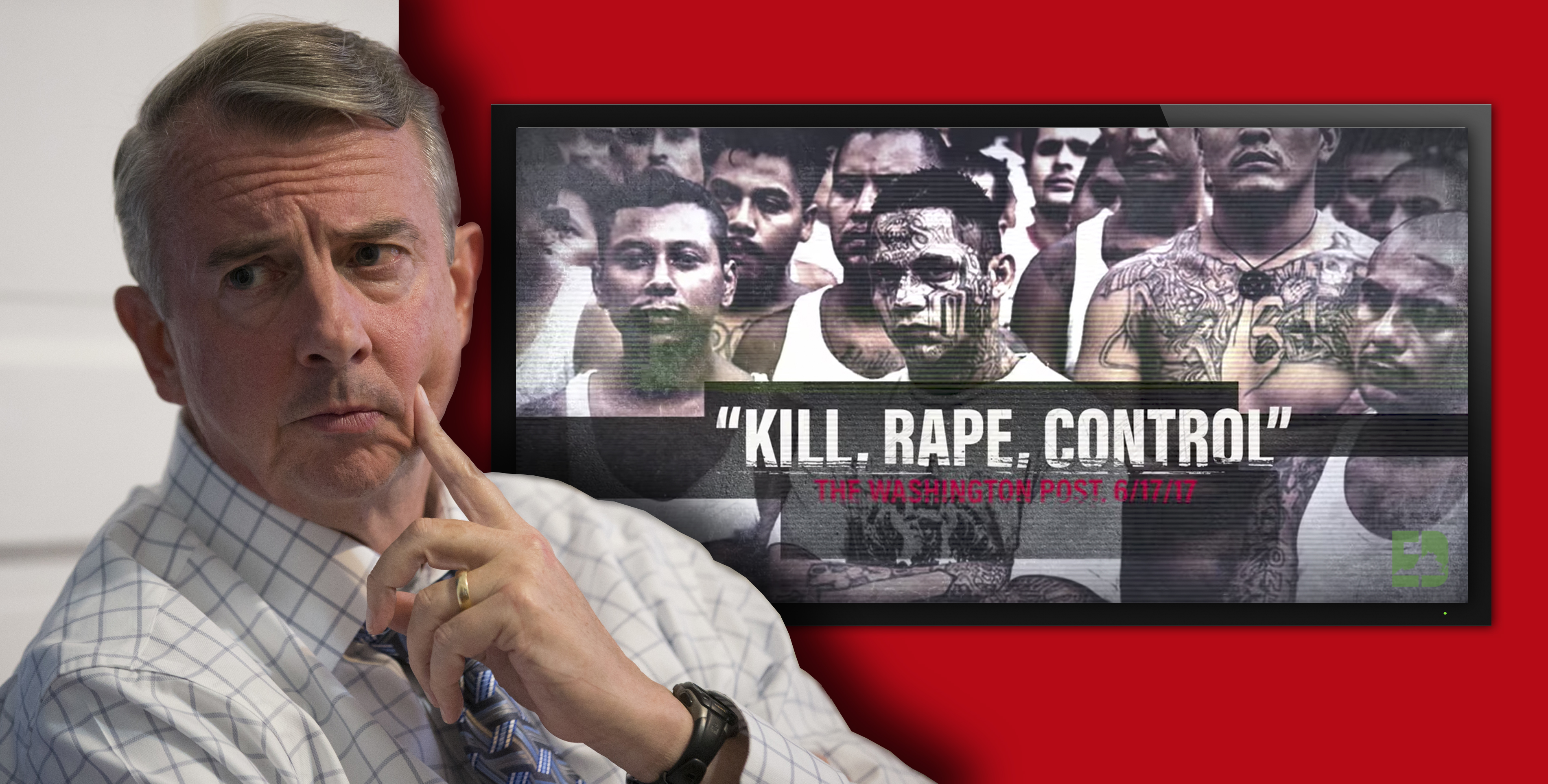 Ed Gillespie's scaremongering TV ads may define his campaign