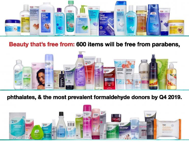 USA: CVS Says No More to Beauty Products With Toxic Chemicals