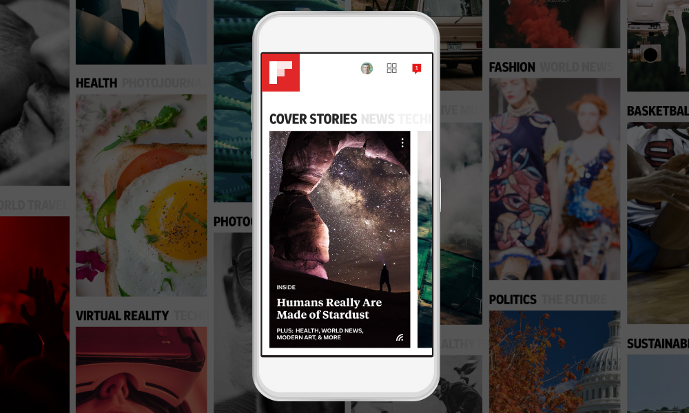 News aggregator Flipboard has a plan to tackle 'fake news'