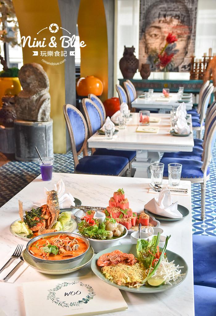 woo 泰式料理 台中 清邁 蔦屋 市政 餐廳 22