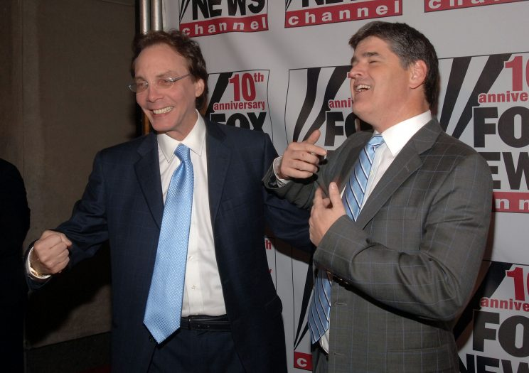 'Truly heartbroken': Sean Hannity honors longtime friend Alan Colmes after death at 66