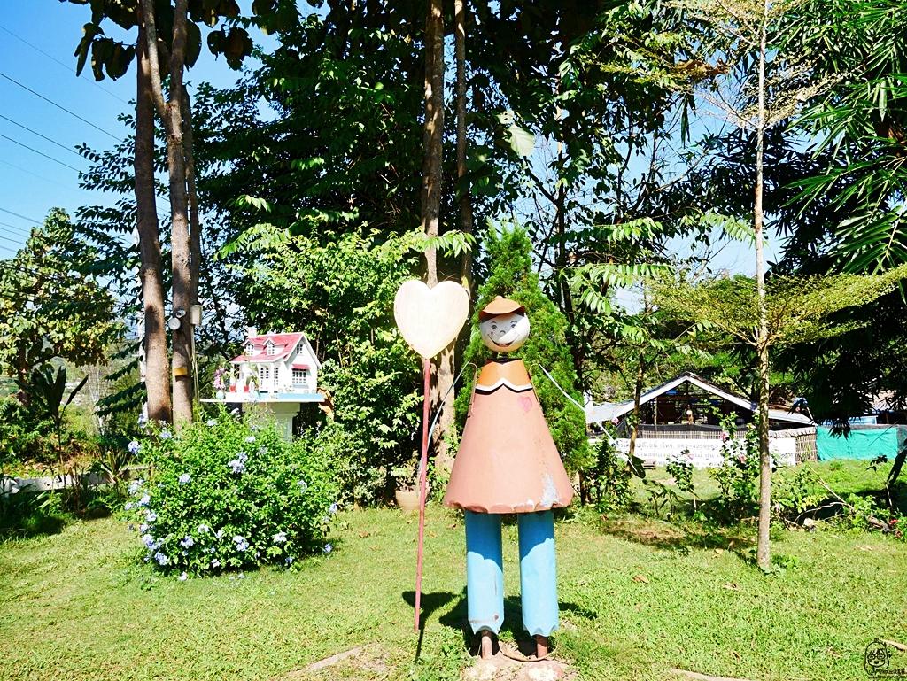 『泰國。擺鎮』 PAI 推薦網美咖啡廳 Coffee In Love|泰國知名電影『愛在擺鎮 Love in Pai 』拍攝地,風景優美 群山環繞 田園美景盡收眼裡|2018/1117-1125 清邁/清萊/擺鎮 國際水燈節自駕八天七夜之旅