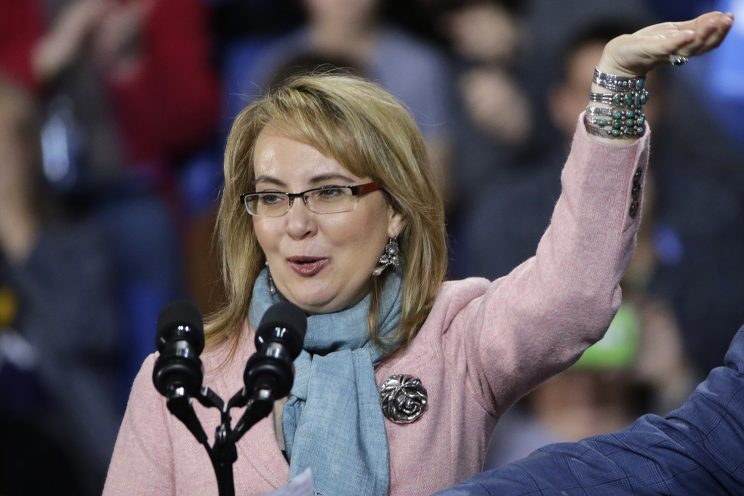 Resistance Report: Activists holding town halls with cardboard cutout, empty suits — Gabby Giffords tells GOP to 'have some courage'