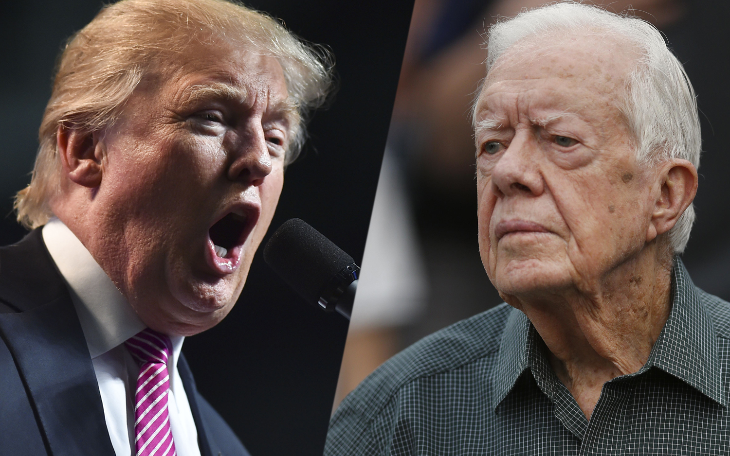 Jimmy Carter: Trump tapped a reservoir 'of inherent racism'
