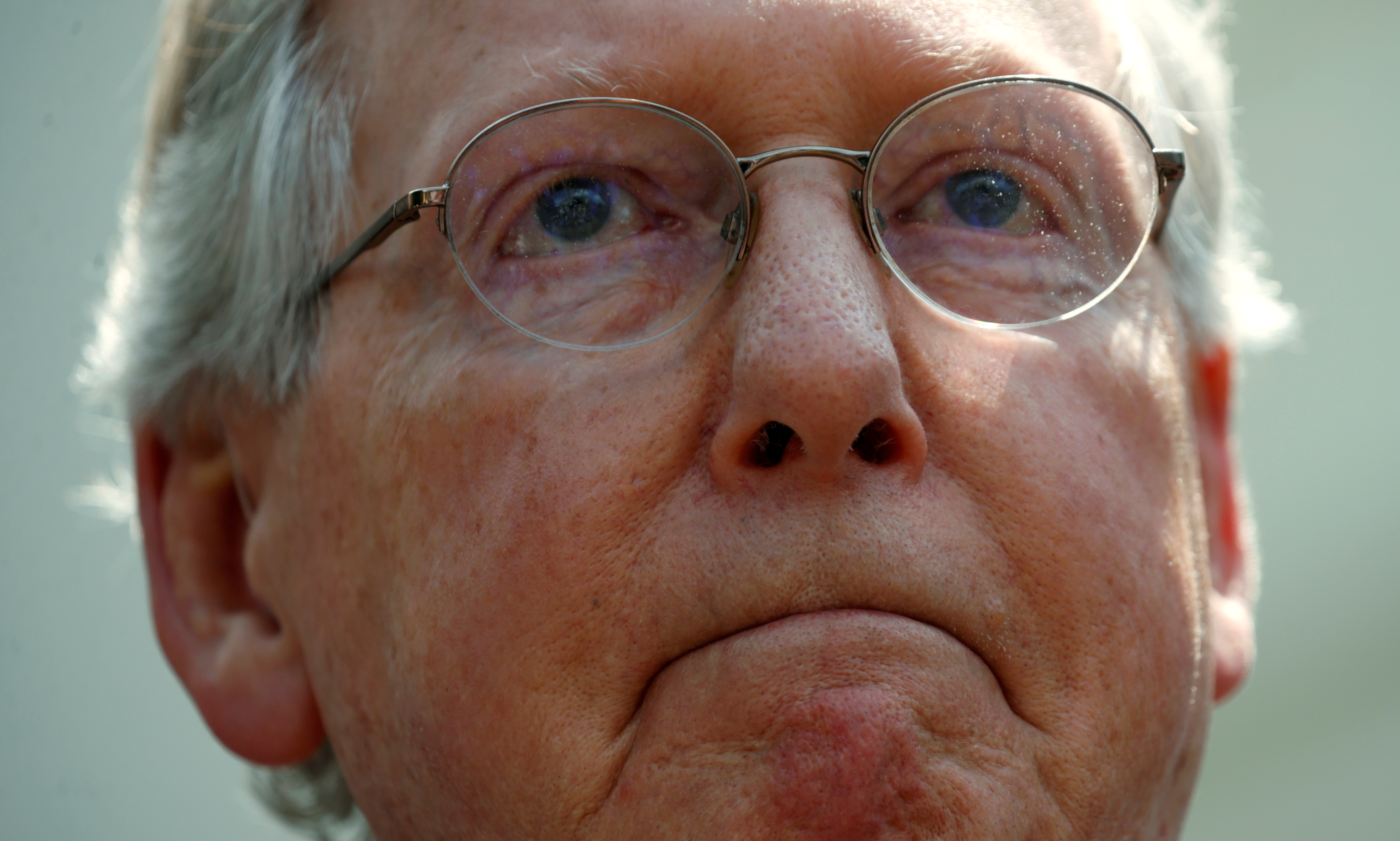McConnell weighs in — 'There are no good neo-Nazis' — without mentioning Trump
