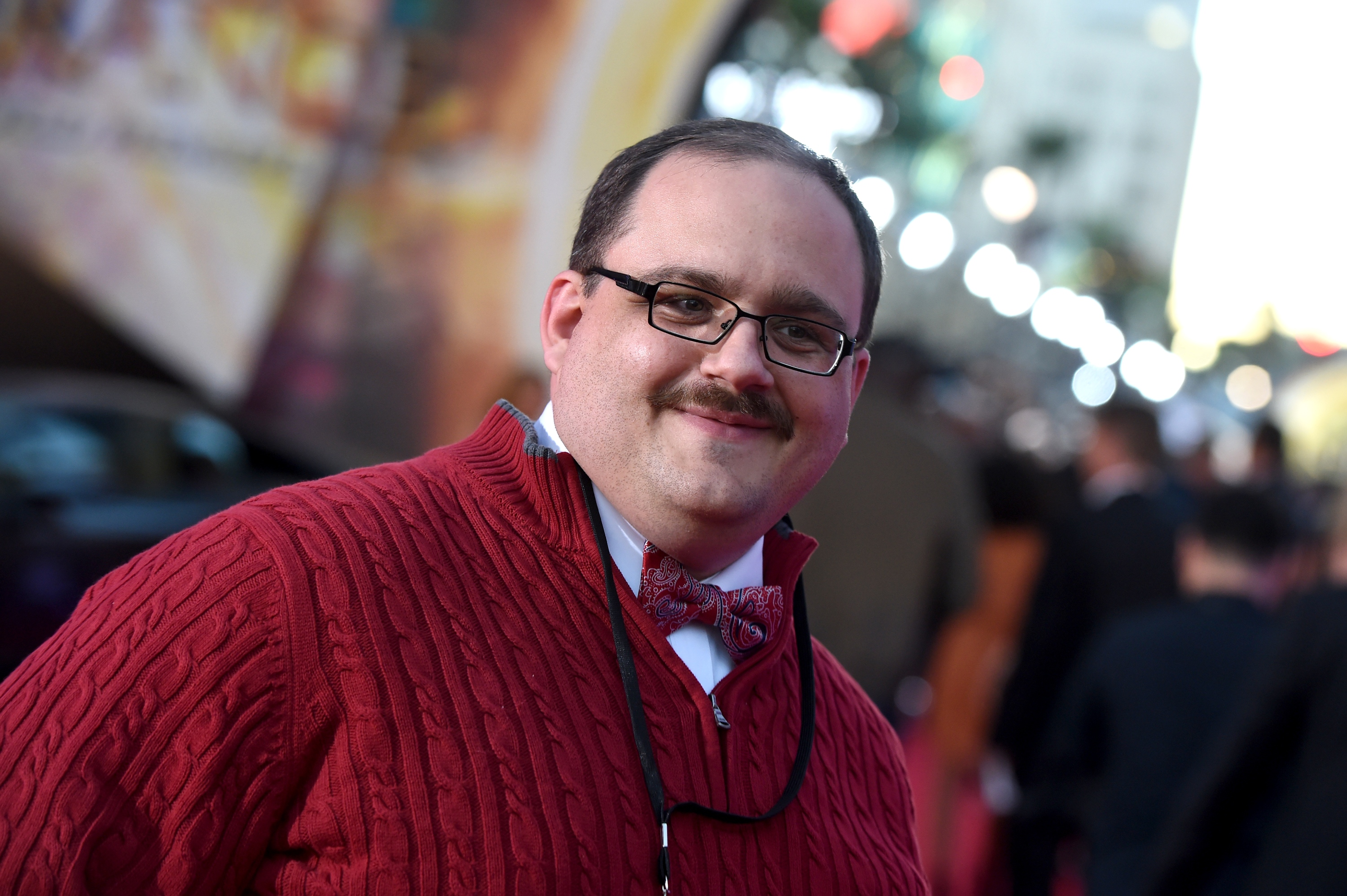 Ken Bone still won't say who he voted for