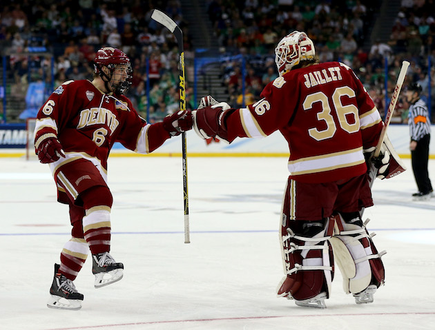 NCHC: Juggernauts Minnesota-Duluth And Denver Set To Face Off
