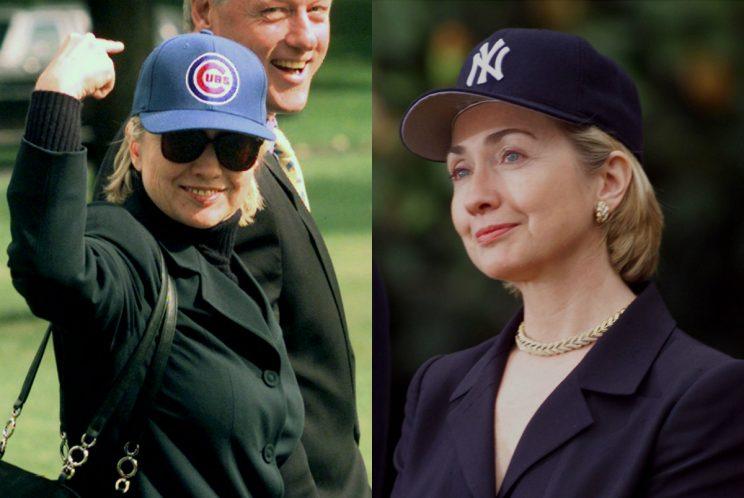Clinton: True Cubs fan or bandwagon jumper?