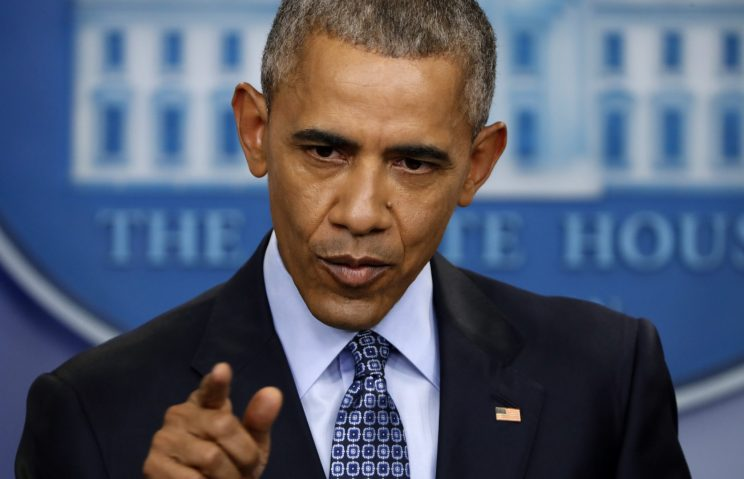 Obama: Vote restrictions go back to Jim Crow